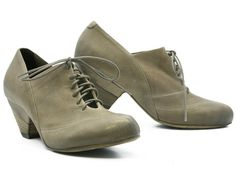Made in Italy. In a sea of lace-up oxfords this season, Vic Matie's Tulula truly stands out!