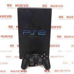 #Consola# PS2# + Mando# de segunda mano# E272553#segundamano#