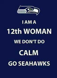 Stay Seahawks!