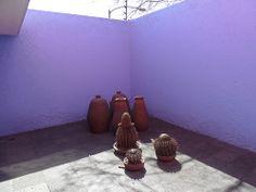 Luis Barragan's Casa Gilardi - patio | Flickr - Photo Sharing!