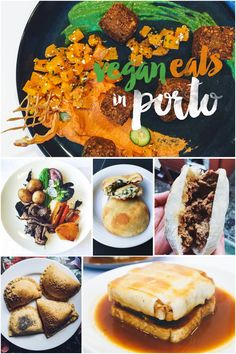 Porto has had a recent emergence of vegan and vegetarian restaurants, we had a chance to try a few of the vegan eats in Porto, Portugal.