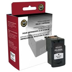Clover 117200 Black Ink Cartridge #117200 #Clover #TAAInkCartridges  https://www.techcrave.com/clover-imaging-group-117200.html