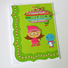 Very Good by Kathy Martin for #Doodlebug using North Pole