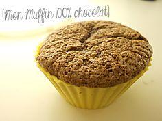 Muffin 100% Chocolat