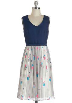 Effervescence and Sensibility Dress