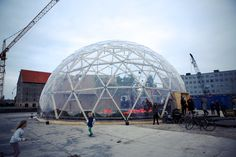 Galeria - Dome of Visions / Kristoffer Tejlgaard + Benny Jepsen - 3