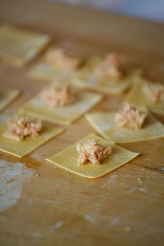 Meat Filled Pasta -- For a perfect combination of flavor, stuff with your favorite Underwood Meat Spread - underwoodspreads.com #pasta #dinner #recipe