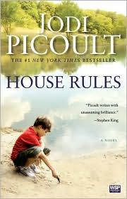House Rules by Jodi Picoult ~ July