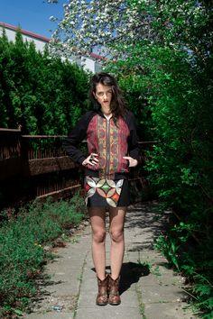 #bomber #jacket #scarf #streetwear #makemebetter