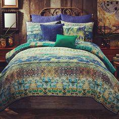 Tracy Porter Wanderlust bedding/quilt design
