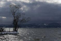 https://flic.kr/p/4unU4T   splash ice   At lake Inawashiro, Fukushima