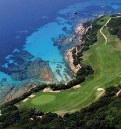 Sperone Golf Course, Corse - France