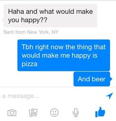 This person who always tells the truth.   25 People Who Have Nailed This Flirting Thing