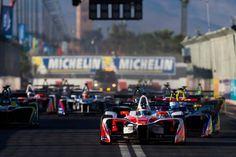 【フォーミュラE】 第3戦 マラケシュePrix テレビ放送スケジュール  [F1 / Formula 1]