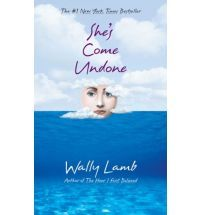 She's Come Undone  by Wally Lamb ~ In this extraordinary coming-of-age odyssey, Wally Lamb invites us to hitch a wild ride on a journey of love, pain, and renewal with the most heartbreakingly comical heroine to come along in years.  Meet Dolores Price. She's 13, wise-mouthed but wounded, having bid her childhood goodbye. Stranded in front of her bedroom TV, she spends the next few years nourishing herself with the Mallomars, potato chips, and Pepsi her anxious mother supplies.