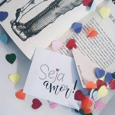 """102 curtidas, 2 comentários - Vanessa Rodrigues ✨ (@vaniths_rodrigues) no Instagram: """"Seja amor, seja amado, seja amável... O amor muda tudo!  . . . . . . . . . . . . . . . . .…"""""""