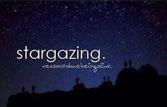 Stargazing, Little Reasons to Smile