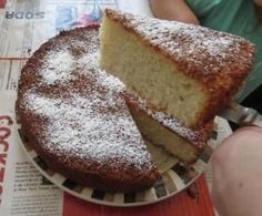 Torta de pera | Mis recetas
