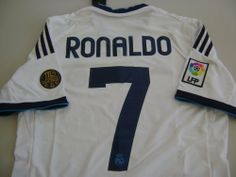 Real Madrid 2012 - 2013 RONALDO Home Jersey Shirt & Shorts Size S by adidas. $49.99. Save 41% Off!. http://notloseyourself.com/detailp/dpzhh/Bz0h0h9nBjMaGy2cDh2b.html