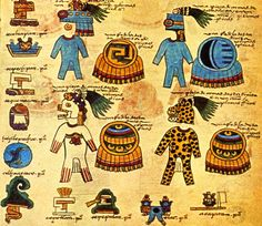 Aztec War God | The Aztecs Had 5 Sun Gods Their Tattoos Were Used For Rituals Placing
