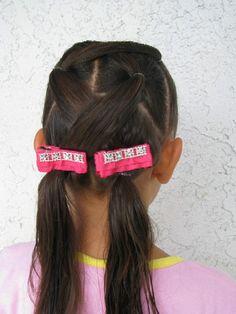 Criss Cross #hair #hairstyles #hairdos