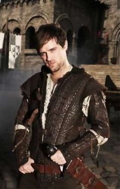 2009: Robin Hood - Jonas Armstrong