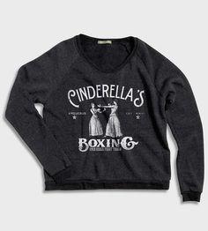 Graphic Design - Graphic Design Ideas  - Cinderella Boxing Sweatshirt by Arquebus Clothing on Scoutmob Shoppe   Graphic Design Ideas :     – Picture :     – Description  Cinderella Boxing Sweatshirt by Arquebus Clothing on Scoutmob Shoppe  -Read More –