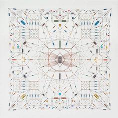 New Tech Mandalas By Leonardo Ulian