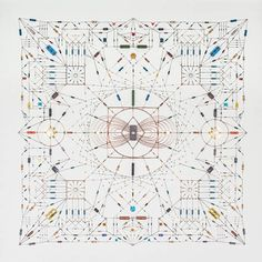 New Tech Mandalas By Leonardo Ulian
