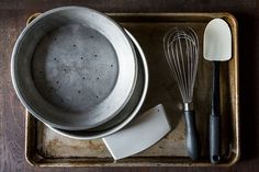 Jenny's 5 Essential Baking Tools on Food52