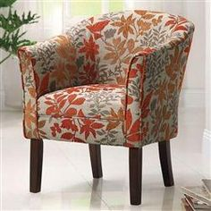 Coaster Furniture 460407 Accent Seating Accent Chair -love the fabric! Accent Chairs For Living Room, Living Room Furniture, Home Furniture, Furniture Chairs, Furniture Online, Accent Furniture, Broyhill Furniture, Furniture Depot, Furniture Outlet