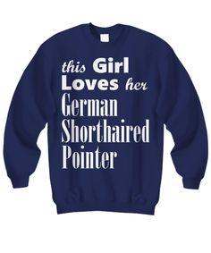 German Shorthaired Pointer - Sweatshirt