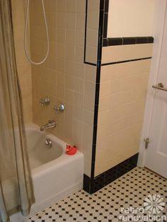 Vintage Bathroom Tile   171 Photos Of Readersu0027 Bathroom Designs