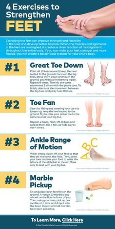 Try these foot exercises to build better balance. Try these foot exercises to build better balance. Facitis Plantar, Plantar Fasciitis Exercises, Plantar Fasciitis Treatment, Achilles Tendonitis Treatment, Plantar Fasciitis Shoes, Ankle Pain, Heel Pain, Foot Exercises, Ankle Rehab Exercises