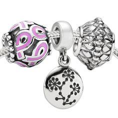 Pandora Think Pink Set