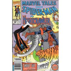 MARVEL TALES #242 | Spider-Man | Marvel Comics | Reprints Marvel Team-Up 89