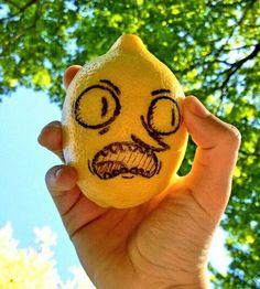 Earl of Lemongrab is real!!