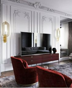 Casa e Progetti is a one stop procurement and interior design centre for residential developments and refurbishments. Decor, House Design, Luxe Decor, Home And Living, Classic Living Room, Interior Design, Home Decor, Neoclassical Interior, House Interior
