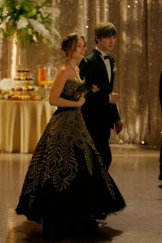 Only love this picture because #Chuck created the perfect prom for Blair, even though it wasn't with him. #LoveLikeChuckAndBlair