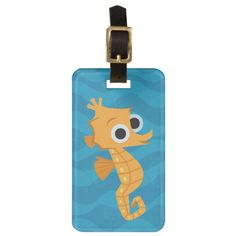 Finding Dory | Sheldon. Regalos, Gifts. Producto disponible en tienda Zazzle. Product available in Zazzle store. Link to product: #Bag #Tags