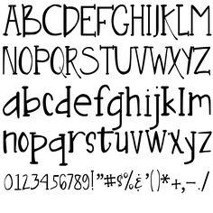 DJB Nouveau Straight Lite Font
