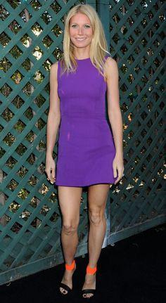 Los vestiditos de día de Gwyneth Paltrow
