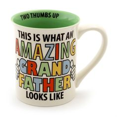 Amazing Grandfather Mug