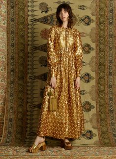 Tory Burch Pre Fall 2017 Collection