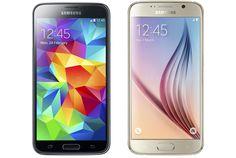 ACTUALITES HIGH-TECH: Samsung Galaxy S6 : A dépassé Samsung Galaxy S5 !