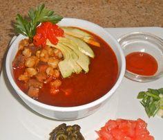 Chef JD's Southwestern Cuisine: Pozole