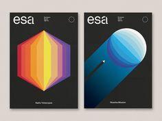 Rebranding ESA – European Space Agency