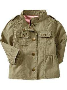 Utility Jackets for Baby | Old Navy