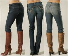 How to wear jeans with boots? This is how! #denimmovement #SMCitySanLazaro