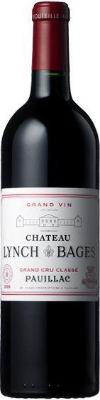 chateau-lynch-bages.  Beautiful Bordeaux wine.